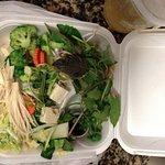 Veggie Pho Clamshell Take-Away