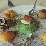 Special cassata dessert