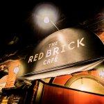 The romantic shadows of Douglas St & Red Brick.