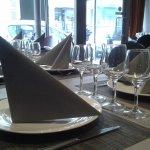 Tables bien dressées