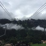 Trip through the clouds!!