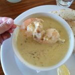 Delicious Seafood Chowder