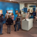 Changing exhibitions keep the C.M. Russell Museum's message fresh and relevent!