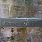 Lintel made at the Newland Ironworks in Cumbria