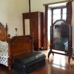 Ancient furniture.
