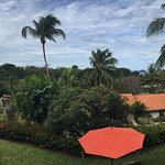 Panoramic View from room 402.(Partial ocean view)