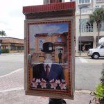 Street art on Las Olas
