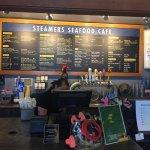 Steamer's Seafood Cafe - Tacoma