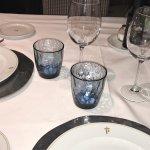 Cena en el restaurante de parador
