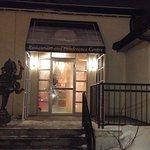 East India Company - entrance
