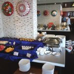 More items in the buffet: an overview
