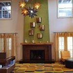 Lobby of the Fairfield Inn & Suites