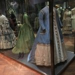 Costume exhibit at nearby Bowes Museum a short drive away, or walkable if you;re keen.