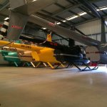 Snapshot of some of our aircrafts in our Bankstown Hangar