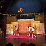 Impressive stuntwork
