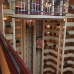 Lobby from the 12th floor