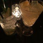 Dettifoss and Mango Mojito cocktails