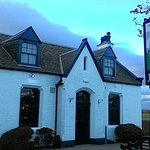 The pub that is located at the rear of resort. Offers good fish and chip with al fresco golf vie