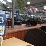 Cafe at Kings Garden Centre