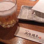 El wasabi y las salsas se ponen a discreción.