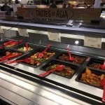 Wegmans Market Cafe - Oriental Food bar (more!)