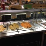 Wegmans Market Cafe - Mexican Food bar (more!)