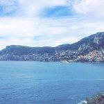 Vers Monaco