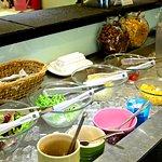 salad/cereals/dressing