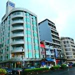 7-storey Crystal Resort Hotel