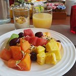 Start the day with fruits