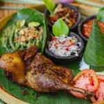 Crispy Duck Balinese Style