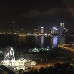 Stunning Harbourview at night!