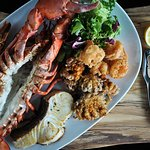 Grand Fruits of the Sea at FISK