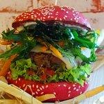 Red Bun Burger