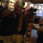 The Hanging Kebab!