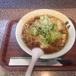 野菜醤油ラーメン 690円