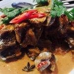 Beef Spareribs Panang Curry #fabulous