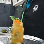 Cocktail de mandarina
