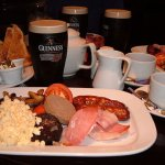 Breakfast in Dolan's on Saturdays and Sundays