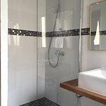 salle de bain renovée