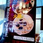 Beef & Seafood Fondue