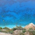 Photo of Egremni Beach