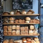 Bread selection window display
