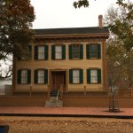 Photo of Lincoln Home National Historic Site