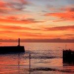 Beautiful Aberystwyth sunsets.
