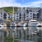 Aberystwyth Marina.