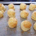 Home baked Gluten Free scones