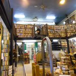 Inside view - Amazing amount of books