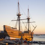 Mayflower 2, Plymouth, MA, 9/2016