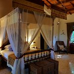 Namal, closest Ocean suite to main house